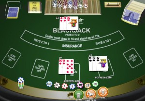 betfair casino blackjack rules
