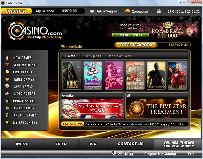 Play Glow online slots at Casino.com New Zealand