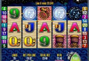 Play Sun and Moon slot machine by Aristocrat Online