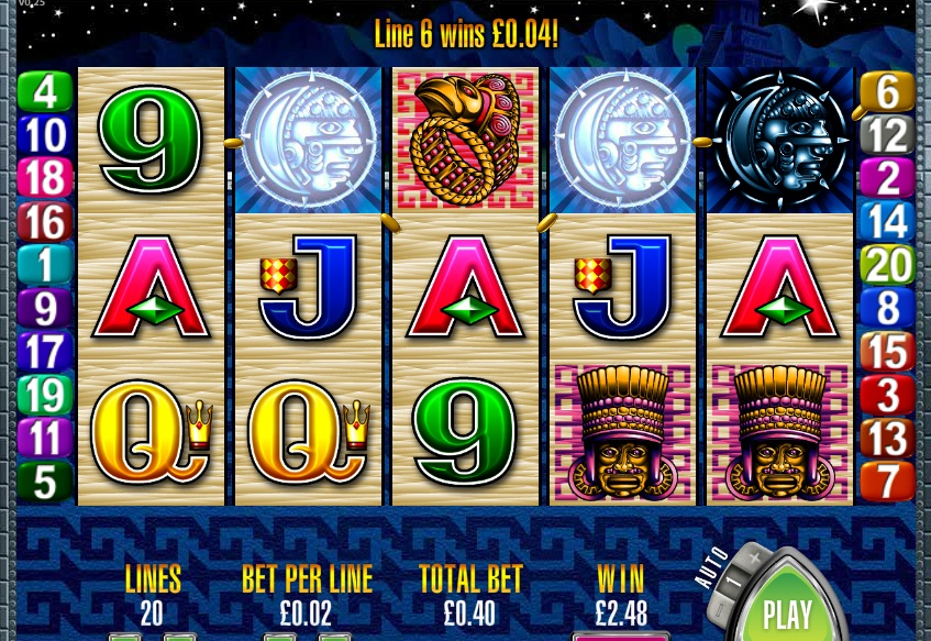 slot machine online casino