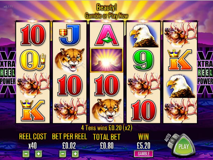 Free Play Buffalo Slot Machine Online