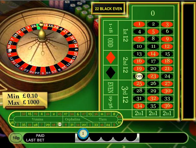 Play Online Roulette | Spinit