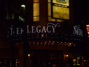 Reno Silver Legacy Casino Sign Photo