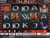Blade Slot Machine Dafabet Casino