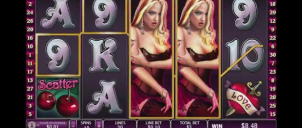 Cherry Love Slot Machine Dafabet Casino