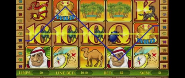 Desert Treasure Slot Machine Dafabet Casino