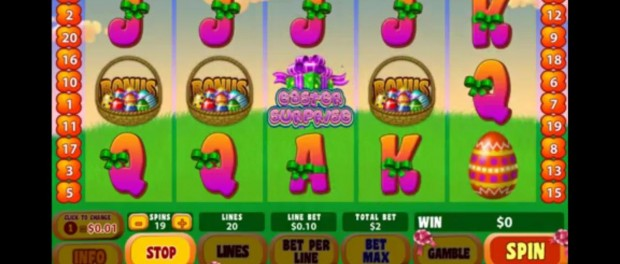 Easter Surprise Slot Machine Dafabet Casino