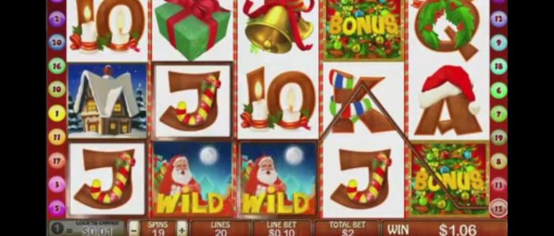 Santa Surprise Slot Machine
