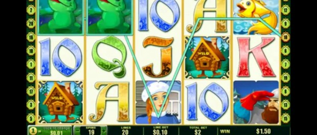Skazka Slot Machine Dafabet Casino