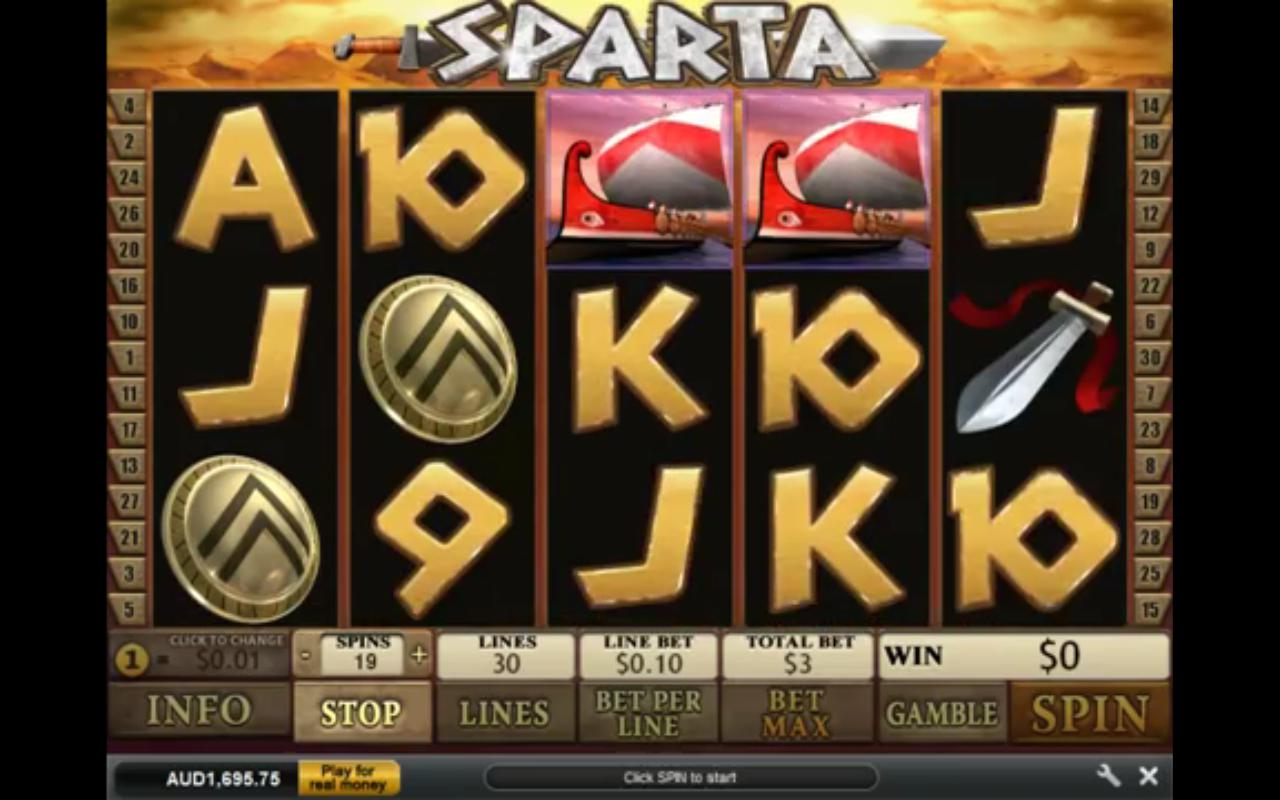 Age of Spartans Online Slot - Play the Free Game Online Now