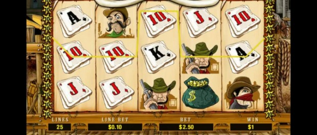 Wanted Dead or Alive Dafabet Casino