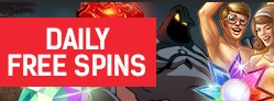 Daily Free Spins Redbet Casino