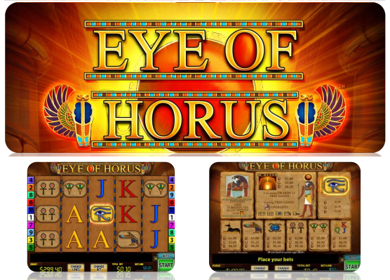 Eye of Horus Slot Machine Online ᐈ Merkur™ Casino Slots