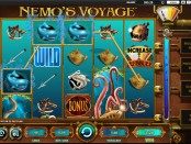 Nemos Voyage Slot Machine