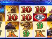 Savannah Storm Xtra Choice Slot Machine at MoneyGaming Casino