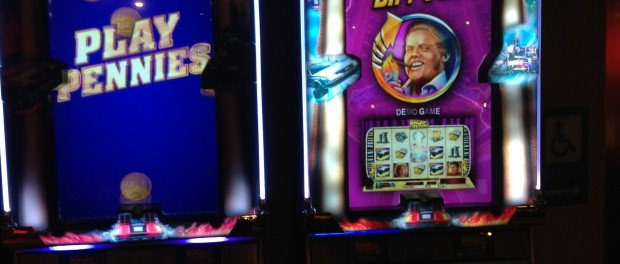 Back to The Future Back In Time Slot Machine