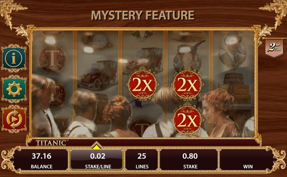 Mystery Slots - Play Free Online Slot Machines in Mystery Theme