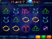 Planet Zodiac Slot Machine at EUCasino