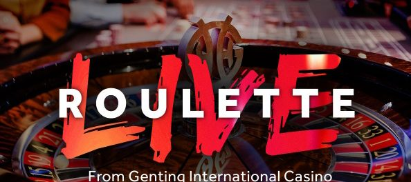 Live Roulette From Genting International Casino