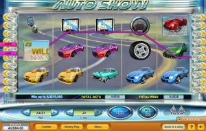 Auto Show Slot Machine