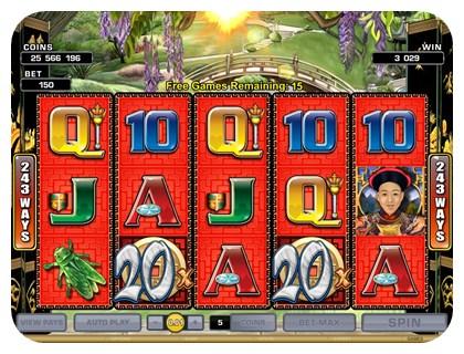 Tiger Moon Slot Machine 1