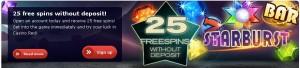 Redbet Casino 25 Free Spins