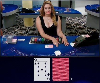 Pamper Casino Live Dealers