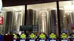 Barleys Casino Henderson Las Vegas Nevada Brewing Tanks