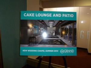 Reno Grand Sierra Casino Chapel Advertisement