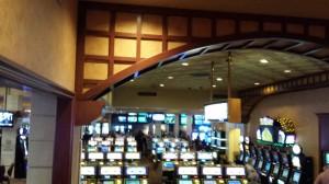 Las Vegas Silver Sevens Casino Slot Floor