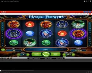 Magic Portals Slot Machine at Redbet Casino