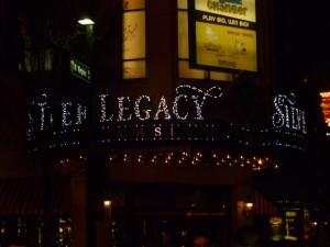 Reno Silver Legacy Casino Sign Photo