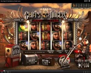 Slot Angels Slot Machine at Redbet Casino