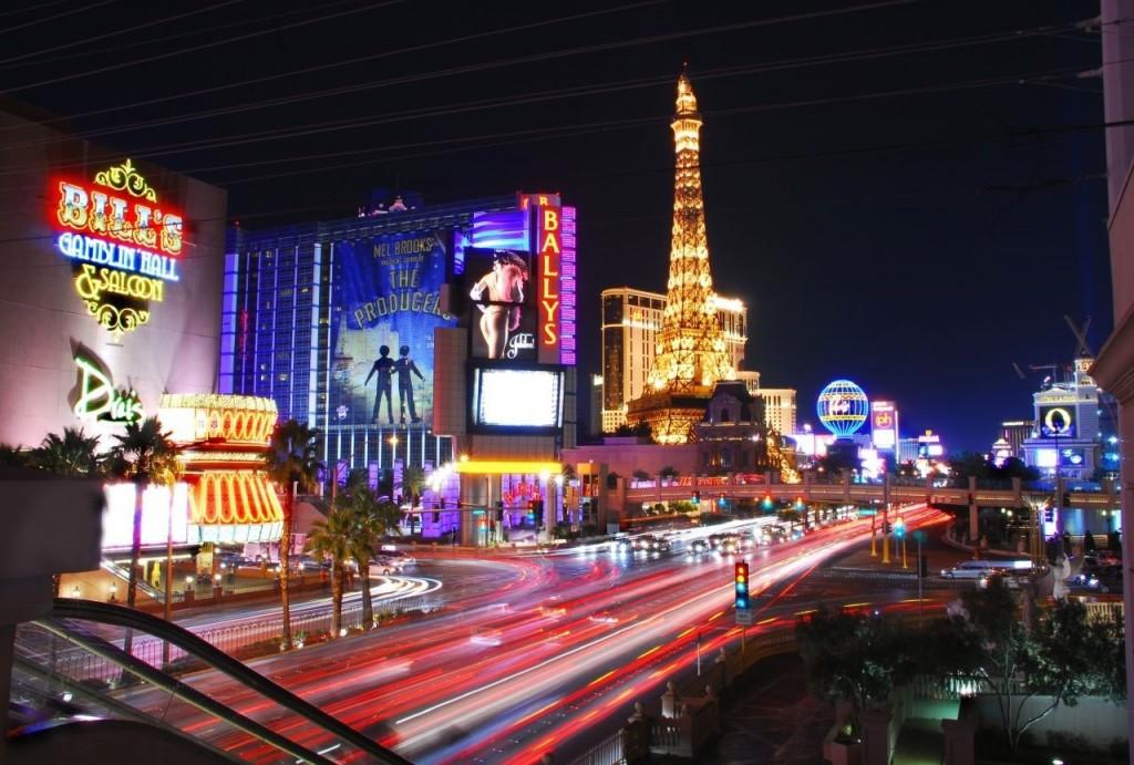 Magical Las Vegas at Night