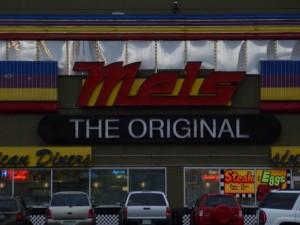 Reno Mels Diner at Sands Regency Casino
