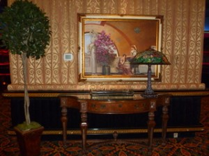 Reno Peppermill Casino Sitting Room