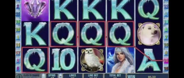 Arctic Treasure Slot Machine Dafabet Casino