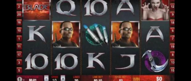 Blade Slot Machine Dafabet Casino