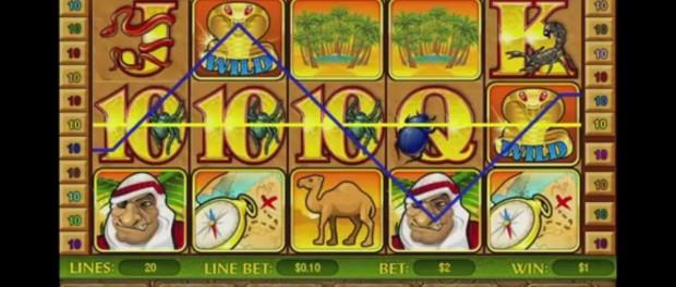 Desert Treasure Slot Machine Dafabet Casino