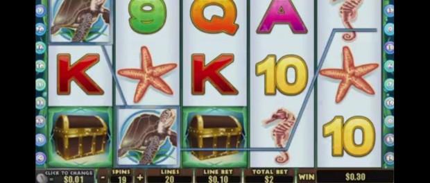 Dolphin Reef Slot Machine Dafabet Casino