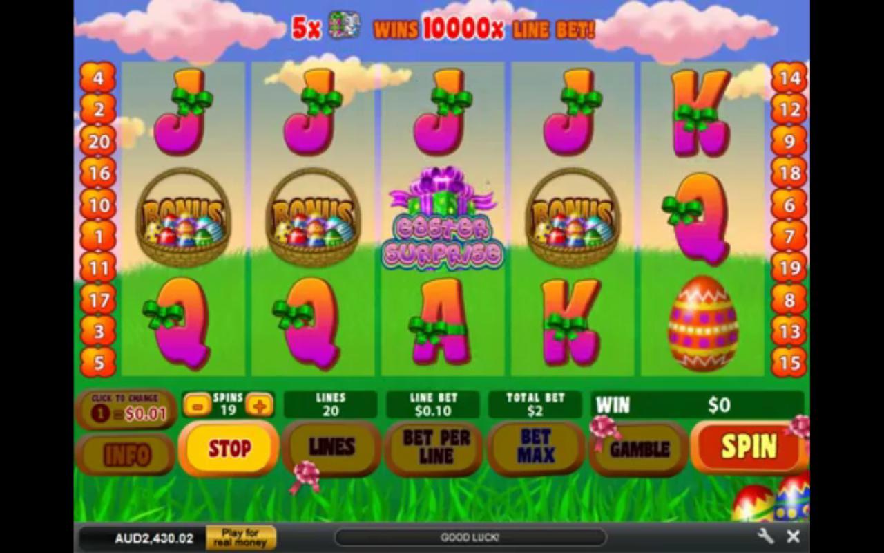 Easter surprise slot machine dafabet casino how to beat the casinos easter surprise slot machine dafabet casino thecheapjerseys Images