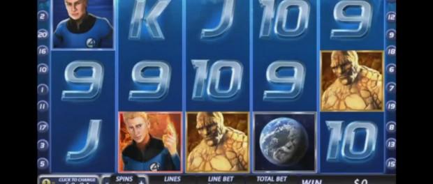 Fantastic 4 Slot Machine Dafabet Casino
