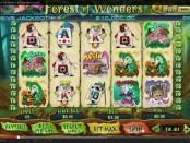 Forest of Wonders Slot Machine Dafabet Casino