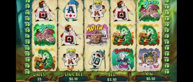 Forest of Wonders Slot Machine Dafabet Casino