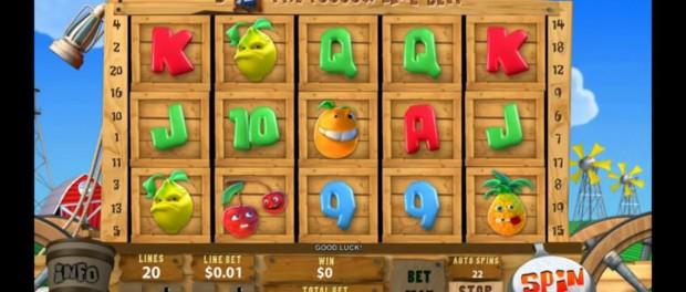 Funky Fruits Slot Machine Dafabet Casino