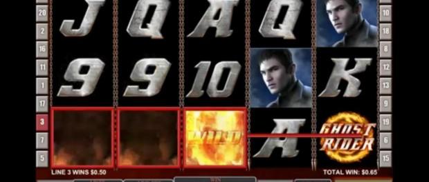 Ghost Rider Slot Machine Dafabet Casino