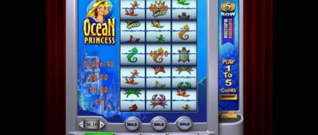 Ocean Princess Slot Machine Dafabet Casino