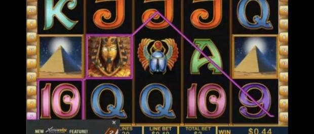 Pharaohs Slot Machine Dafabet Casino