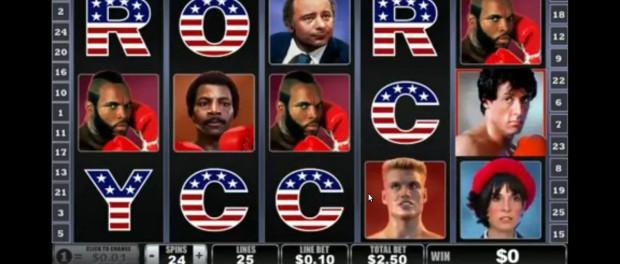 Rocky Slot Machine Dafabet Casino
