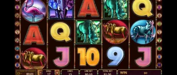 Safari Heat Slot Machine Dafabet Casino